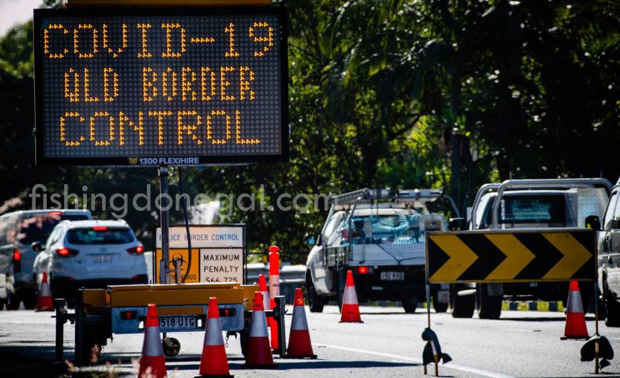 ออสเตรเลีย จำกัดจำนวนพลเมืองที่กลับมาเมื่อไวรัสลุกลาม