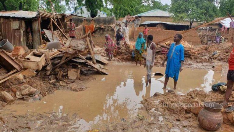 ไนจีเรียเข้าสู่วิกฤตขาดอาหารเนื่องจาก น้ำท่วม