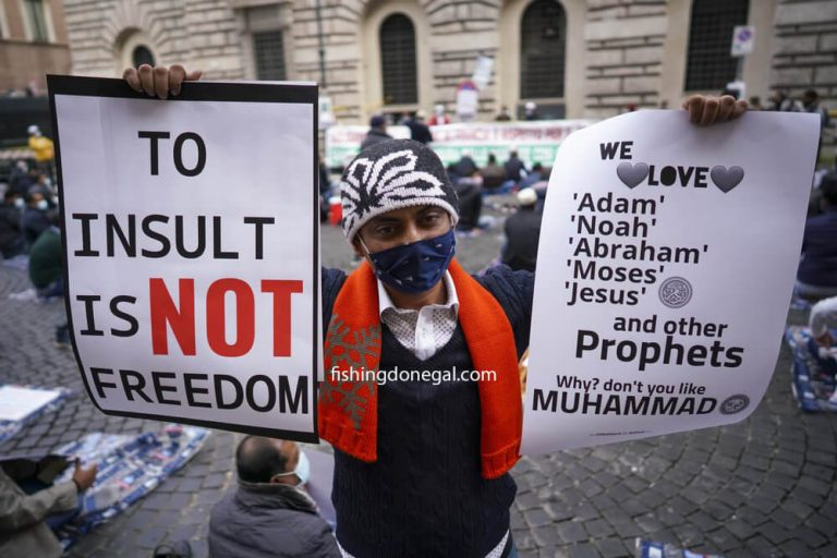 ชาว มุสลิม ฝรั่งเศสซึ่งถูกตีตราจากการโจมตี