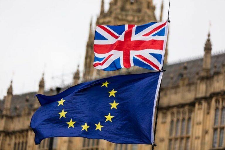 ไอร์แลนด์เหนือเผชิญกับการหยุดชะงักของการค้า Brexit
