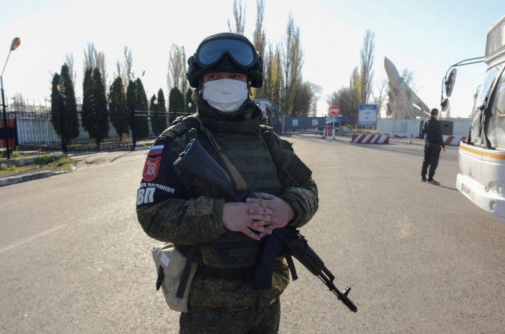 รัสเซียดึงทหารกลับ จากชายแดนยูเครน การประกาศของรัฐมนตรีว่าการกระทรวงกลาโหมเกิดขึ้นหลังจากความกลัวในยูเครนและตะวันตกว่ามอสโกพยายามที่
