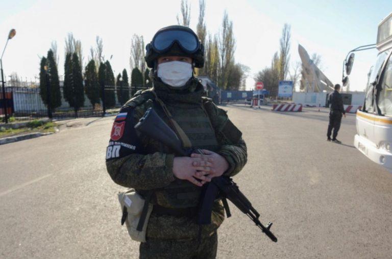 รัสเซียดึงทหารกลับ จากชายแดนยูเครน