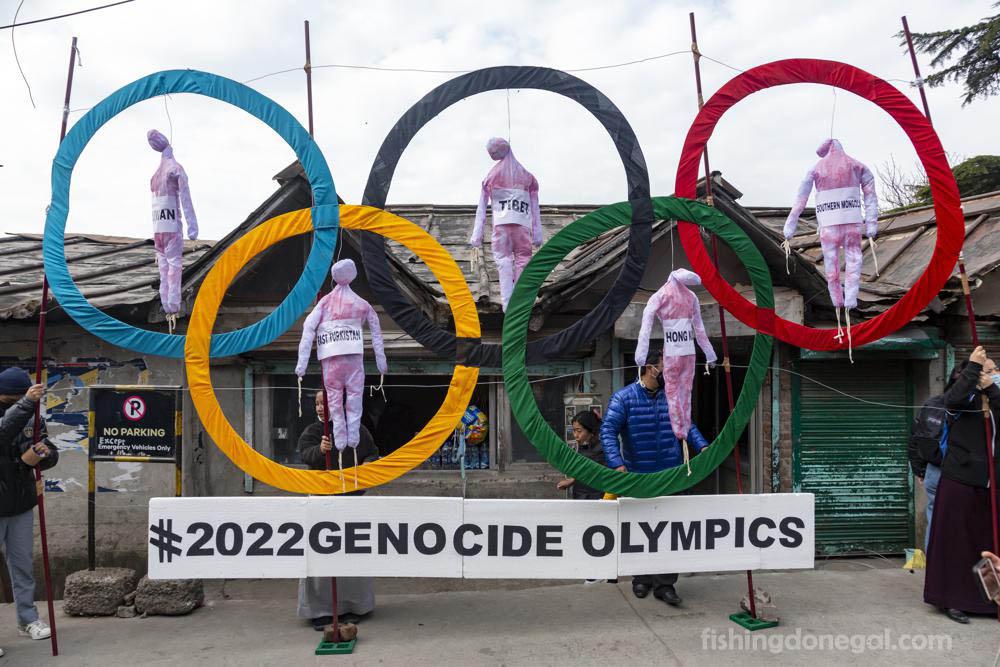 โฆษกฯ วอนยกเลิกแผนจัดโอลิมปิกปักกิ่ง